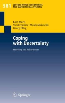 Ermoliev, Yuri - Coping with Uncertainty, e-bok