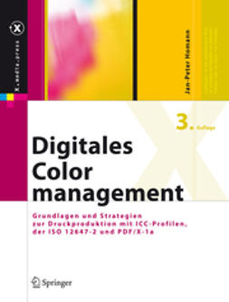 Homann, Jan-Peter - Digitales Colormanagement, ebook