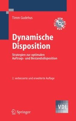 Gudehus, Timm - Dynamische Disposition, ebook