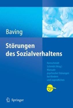 Baving, Lioba - Störungen des Sozialverhaltens, ebook