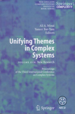 Bar-Yam, Yaneer - Unifying Themes in Complex Systems, e-kirja