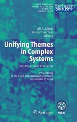 Bar-Yam, Yaneer - Unifying Themes in Complex Systems, e-bok