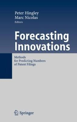 Hingley, Peter - Forecasting Innovations, e-kirja