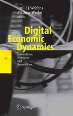 Welfens, Paul J. J. - Digital Economic Dynamics, e-kirja
