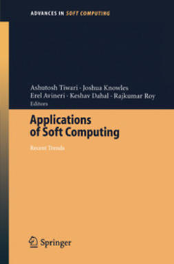 Tiwari, Ashutosh - Applications of Soft Computing, ebook