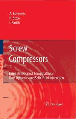 Kovacevic, Ahmed - Screw Compressors, ebook