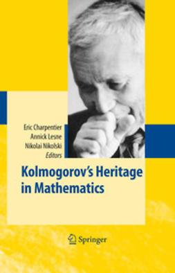 Kolmogorov's Heritage in Mathematics