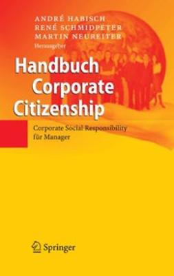 Habisch, André - Handbuch Corporate Citizenship, ebook