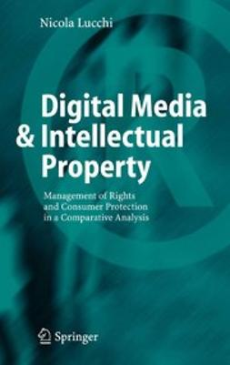 Lucchi, Nicola - Digital Media & Intellectual Property, ebook