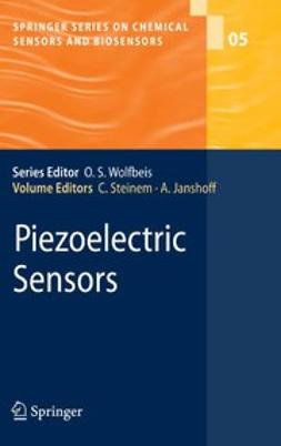 Janshoff, Andreas - Piezoelectric Sensors, ebook