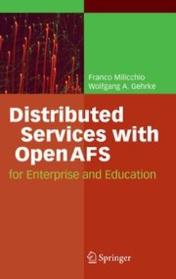 Gehrke, Wolfgang A. - Distributed Services with OpenAFS, ebook
