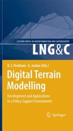 Jordan, Gyozo - Digital Terrain Modelling, ebook