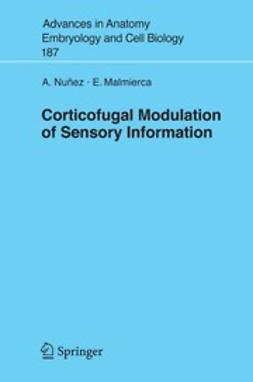 Malmierca, Eduardo - Corticofugal Modulation of Sensory Information, ebook