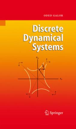 Galor, Oded - Discrete Dynamical Systems, e-kirja