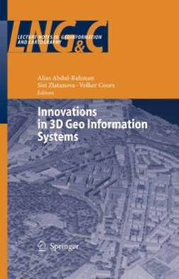 Abdul-Rahman, Alias - Innovations in 3D Geo Information Systems, ebook