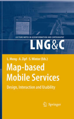 Meng, Liqiu - Map-based Mobile Services, e-bok