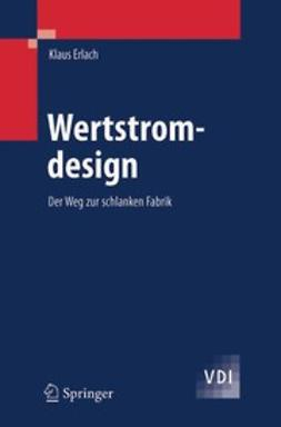 Erlach, Klaus - Wertstromdesign, ebook