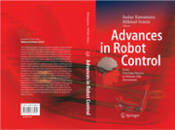 Kawamura, Sadao - Advances in Robot Control, ebook