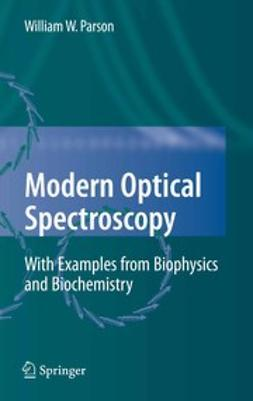 Modern Optical Spectroscopy