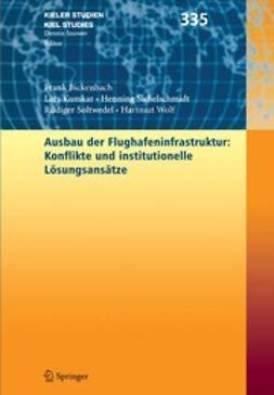 Bickenbach, Frank - Ausbau der Flughafeninfrastruktur: Konflikte und institutionelle Lösungsansätze, ebook