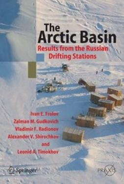 Frolov, Ivan E. - The Arctic Basin, ebook