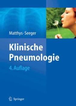 Matthys, Heinrich - Klinische Pneumologie, ebook