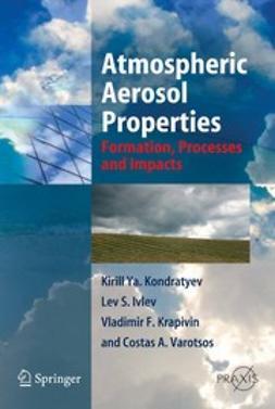 Ivlev, Lev S. - Atmospheric Aerosol Properties, ebook