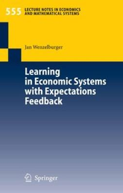 Wenzelburger, Jan - Learning in Economic Systems with Expectations Feedback, e-kirja