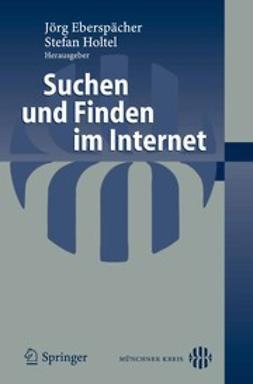 Eberspächer, Jörg - Suchen und Finden im Internet, ebook