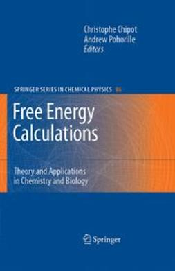 Chipot, Christophe - Free Energy Calculations, ebook
