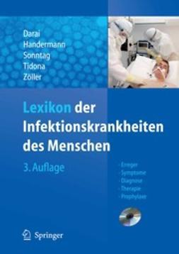 Darai, Gholamreza - Lexikon der Infektionskrankheiten des Menschen, ebook