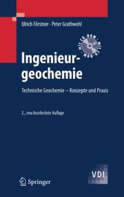 Förstner, Ulrich - Ingenieurgeochemie, ebook