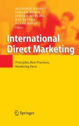 Hesse, Jürgen - International Direct Marketing, ebook
