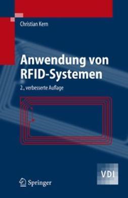 Kern, Christian - Anwendung von RFID-Systemen, ebook