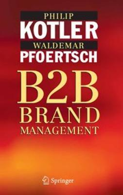 Kotler, Philip - B2B Brand Management, ebook