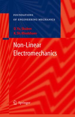 Khodzhaev, Kamil Shamsutdinovich - Non-Linear Electromechanics, ebook