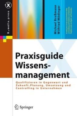 Broßmann, Michael - Praxisguide Wissensmanagement, ebook