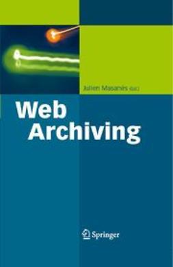 Masanés, Julien - Web Archiving, ebook