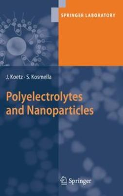 Koetz, Joachim - Polyelectrolytes and Nanoparticles, ebook