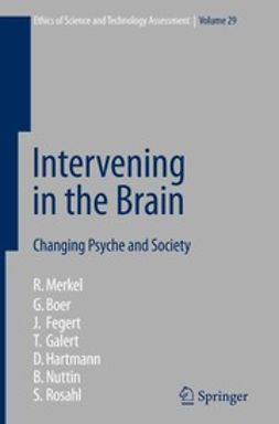 Boer, G. - Intervening in the Brain, ebook