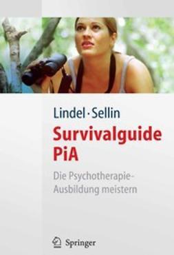 Lindel, Birgit U. - Survivalguide PiA, e-bok