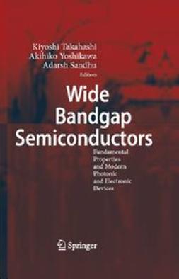 Sandhu, Adarsh - Wide Bandgap Semiconductors, ebook