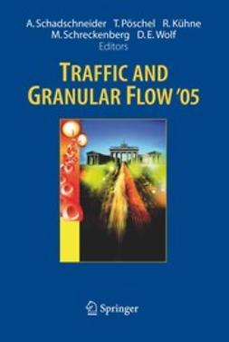 Kühne, Reinhart - Traffic and Granular Flow'05, e-kirja