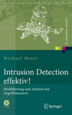 Meier, Michael - Intrusion Detection effektiv!, ebook