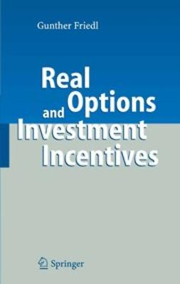 Friedl, Gunther - Real Options and Investment Incentives, e-kirja
