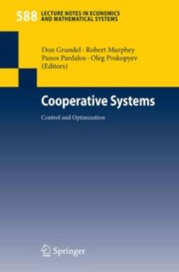 Grundel, Don - Cooperative Systems, ebook