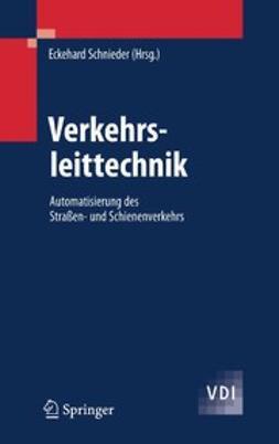 Schnieder, Eckehard - Verkehrsleittechnik, ebook