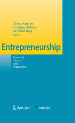 Cuervo, Álvaro - Entrepreneurship, ebook