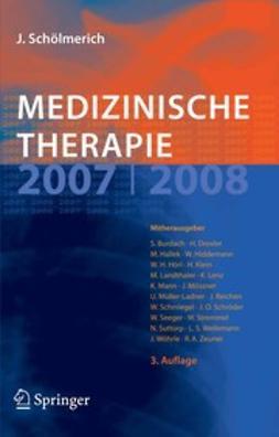 Schölmerich, Jürgen - Medizinische Therapie 2007 | 2008, ebook