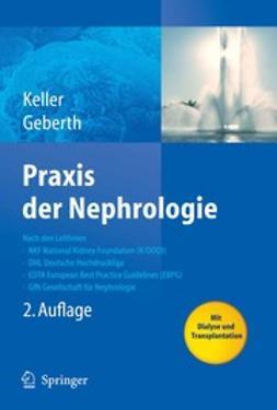 Geberth, Steffen K. - Praxis der Nephrologie, ebook
